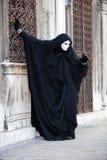 Het spook van Carnaval Royalty-vrije Stock Foto's