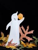 Het Spook van Halloween - verticaal Royalty-vrije Stock Foto's