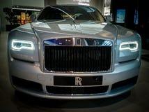Het Spook van Royce van broodjes royalty-vrije stock fotografie