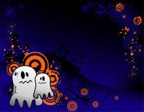 Het spookbanner van Halloween