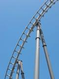 Het spoor van de achtbaan Royalty-vrije Stock Afbeelding