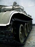 Het Spoor van de tank Royalty-vrije Stock Foto's