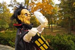 Het Spoor van Halloween Stock Foto's