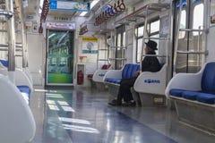 Het Spoor van Korea Royalty-vrije Stock Foto's