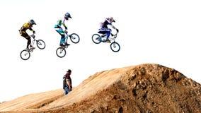 Het springen van de Hiaten bij de Kop van de Wereld Stock Fotografie