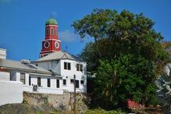 Het St Ann Garrison historische gebied in Barbados Royalty-vrije Stock Afbeelding
