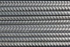 Het staal misvormt bars Royalty-vrije Stock Foto