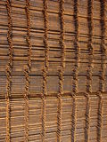 Het staal van de bouw Stock Afbeeldingen