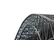 Het Staal van de brug Royalty-vrije Stock Fotografie