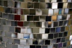 Het staal van de spiegel royalty-vrije stock afbeeldingen