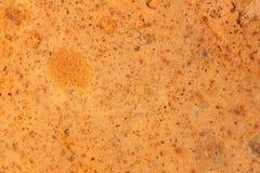 Het staal van de textuurcorrosie Royalty-vrije Stock Afbeelding