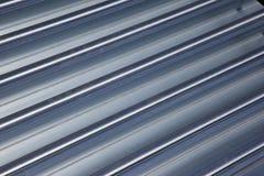 Het staal van het zink Royalty-vrije Stock Afbeeldingen