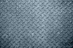 Het staal van Perfored Royalty-vrije Stock Foto's