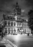 Het Stadhuis stock foto's