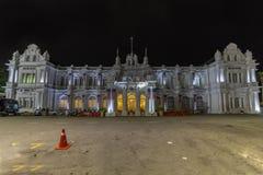 Het Stadhuis en het lokale regeringshoofdkwartier Royalty-vrije Stock Afbeelding