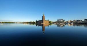 Het stadhuis, Stockholm Royalty-vrije Stock Foto