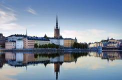 Het stadhuis, Stockholm Royalty-vrije Stock Afbeelding