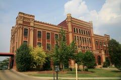 Het Stadhuis Tennessee van Libanon stock afbeelding