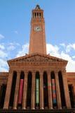 Het stadhuis van Brisbane Stock Foto's