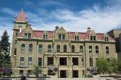 Het Stadhuis van Calgary stock foto's