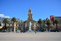 Het Stadhuis van Cape Town Stock Foto's