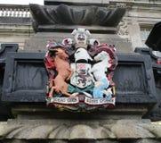 Het Stadhuis van Cardiff Stock Fotografie