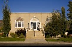 Het Stadhuis van Fairview royalty-vrije stock foto