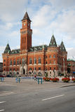Het Stadhuis van Helsinborg. Stock Afbeelding