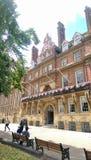Het Stadhuis van Leicester - Engeland Stock Fotografie