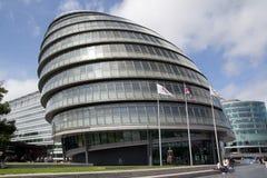 Het Stadhuis van Londen Stock Foto's