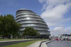 Het Stadhuis van Londen Royalty-vrije Stock Foto's