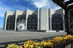 Het Stadhuis van Mainz Stock Afbeelding