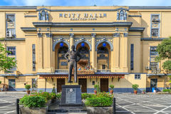 Het Stadhuis van Manilla Royalty-vrije Stock Foto's