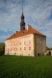 Het Stadhuis van Narva. Royalty-vrije Stock Foto