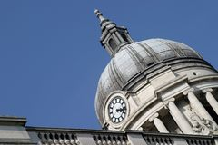 Het Stadhuis van Nottingham stock afbeelding