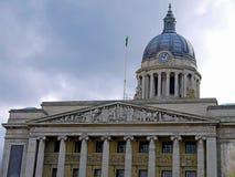 Het Stadhuis van Nottingham stock fotografie