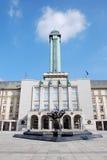 Het stadhuis van Ostrava royalty-vrije stock afbeeldingen