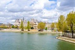 Het Stadhuis van Parijs Stock Afbeelding