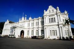 Het Stadhuis van Penang Royalty-vrije Stock Foto