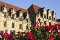 Het Stadhuis van St.Louis Stock Foto's