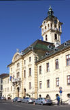 Het stadhuis van Szeged royalty-vrije stock foto's