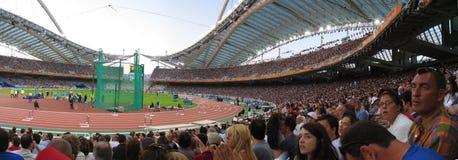 Het stadion Royalty-vrije Stock Fotografie