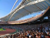 Het stadion Royalty-vrije Stock Afbeelding