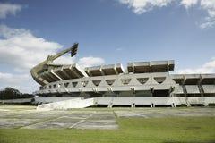 Het stadion Panamericano van Havana stock afbeeldingen