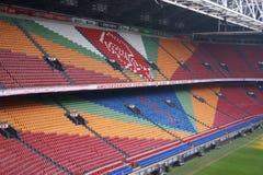 Het stadion van Ajax Stock Foto's