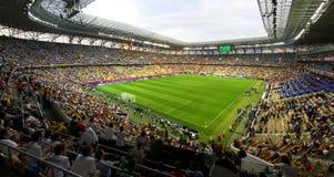 Het stadion van arenalviv Stock Afbeelding