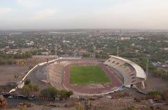 Het stadion van Bamako stock foto's