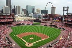 Het Stadion van Busch - St.Louis Royalty-vrije Stock Fotografie