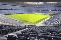 Het Stadion van de Allianzarena Royalty-vrije Stock Foto's