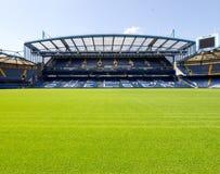 Het Stadion van de Brug van Stamford van Chelsea stock afbeelding